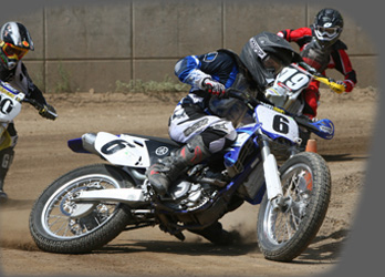 Photography by Gary Davis - Flat Track Photo